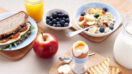 Что полезно есть на завтрак, чтобы похудеть.