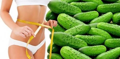 Огурцы для похудения. Огуречная диета - для быстрого похудения и нормализации давления!
