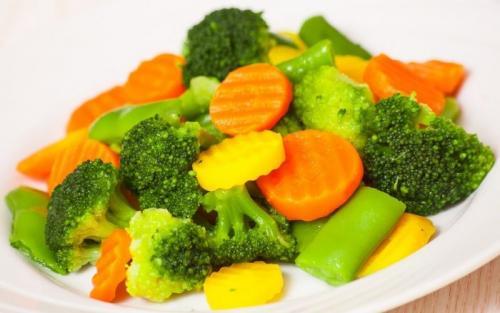 Полезные овощи для похудения. Какие вареные овощи полезны на ночь для похудения