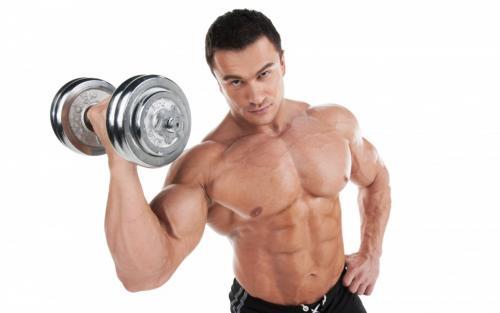 Как выбрать гантели. Как подобрать гантели по весу для мужчин 03