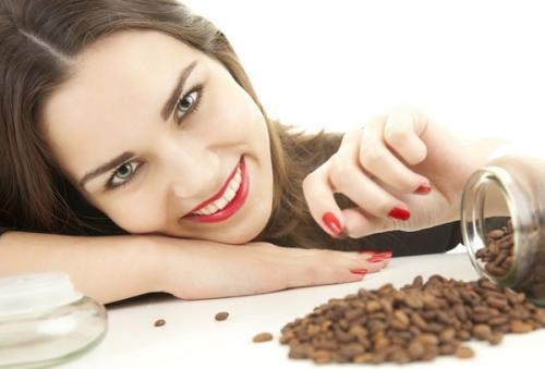 Кофейный скраб для лица. Кофейный скраб для кожи лица