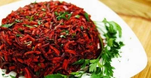 Салат метелка для очищения кишечника и похудения рецепт. Рекомендации и полезные свойства салата