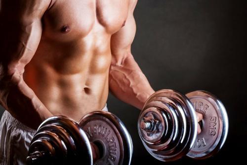 Как выбрать гантели. Как подобрать гантели по весу для мужчин