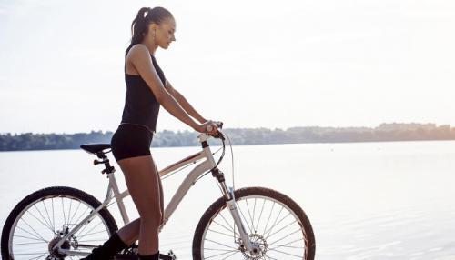 Сколько нужно ездить на велосипеде, чтобы похудеть. Преимущества и недостатки езды на велосипеде