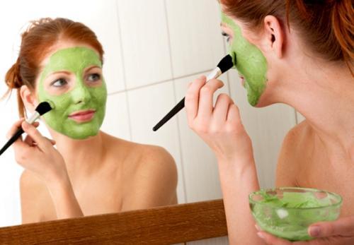 Маска для жирного лица в домашних условиях. Действие масок для жирной кожи лица