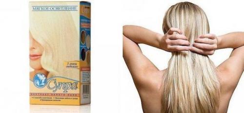 Как избавиться от черного цвета волос без смывки. Смывка в условиях дома