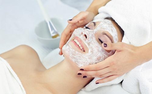 Маска для лица для жирного лица. Домашние маски для жирной кожи лица
