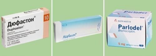 Препараты при мастопатии фиброзно кистозной список. Лечение гормонами