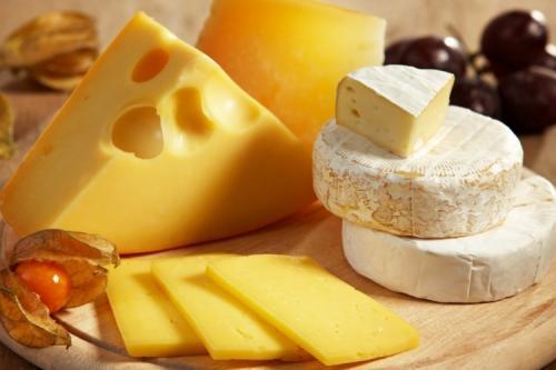 Нежирные сыры твердых сортов. Список нежирных сыров