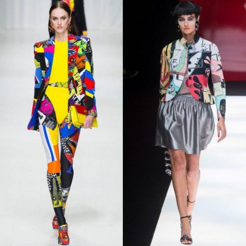 Мода пиджаки женские 2019. Актуальные расцветки и принты