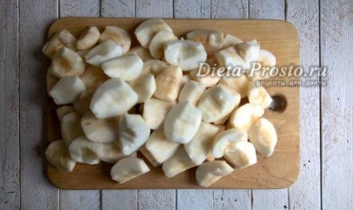 Диетическая пастила рецепт. Яблочная пастила без сахара в домашних условиях 02