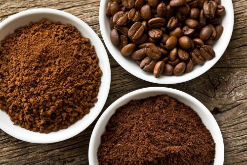 Кофейный скраб для живота. Скрабирование тела в домашних условиях