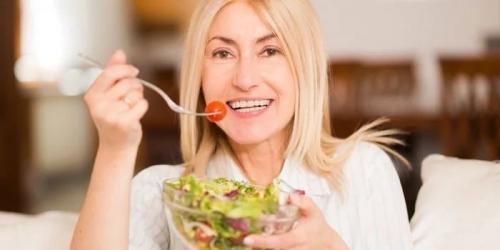 Диета для женщин после 50 для похудения. Как правильно питаться, чтобы похудеть после 50 лет