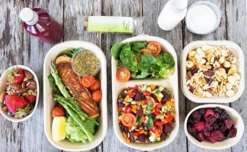Диета для похудения. Меню правильного питания на каждый день для снижения веса