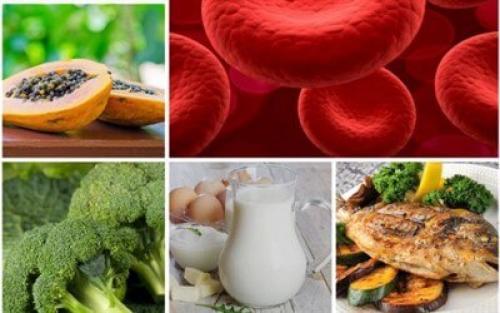 Питание при пониженных тромбоцитах. Какие продукты повышают тромбоциты в крови и снижают их уровень?