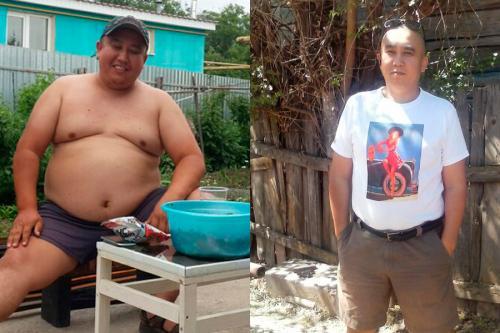 Дробное питание базилио. Похудел на 63 кг без фитнеса! Фото до и после