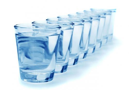 Диета на воде. Суть водной диеты