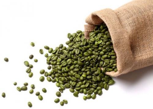 Зеленый молотый кофе с имбирем. Особые компоненты зеленого кофе