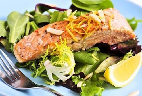 Диета рыба и овощи 28 дней. Меню рыбной диеты для похудения на 10 кг