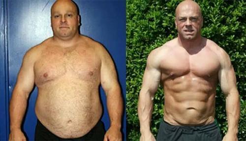 Как убрать большой живот у мужчин в домашних условиях. Как бороться с лишним жиром на животе?