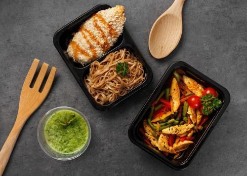 Низкокалорийная диета меню на неделю для похудения. Примерное меню с низким содержанием калорий на неделю