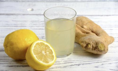 Рецепт для похудения 2 лимона имбирь минеральная вода. Лимон, имбирь и минералка