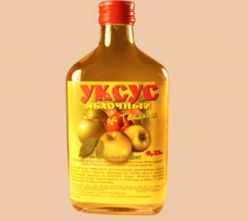 Магазинный яблочный уксус для похудения. Можно ли использовать магазинный продукт и как приготовить домашний яблочный уксус