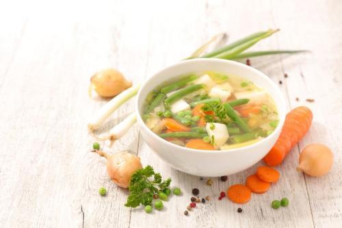 Супы для похудения рецепты в домашних условиях. Суповая диета и ее принципы