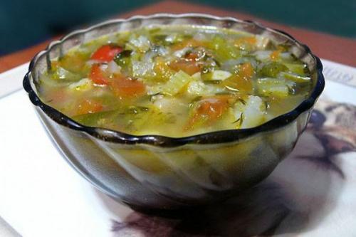 Рецепт волшебного супа для похудения. Волшебный суп для похудения