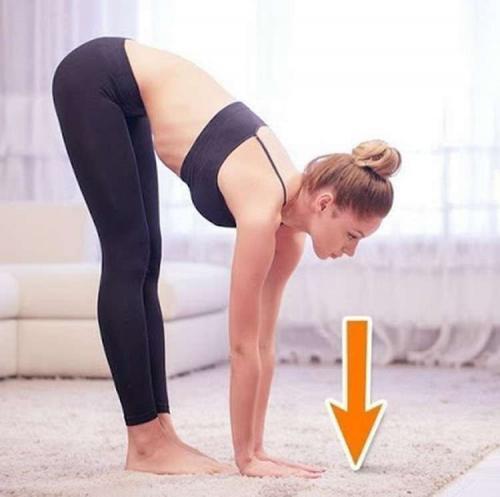 Упражнения для сжигания жира на спине. 7 эффективных упражнений для сжигания жира на спине и талии