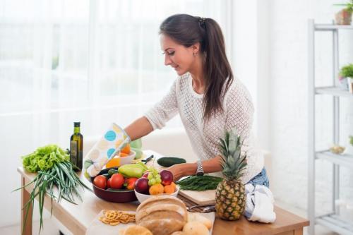 Готовые блюда с низкой калорийностью. Диетические рецепты для похудения в домашних условиях