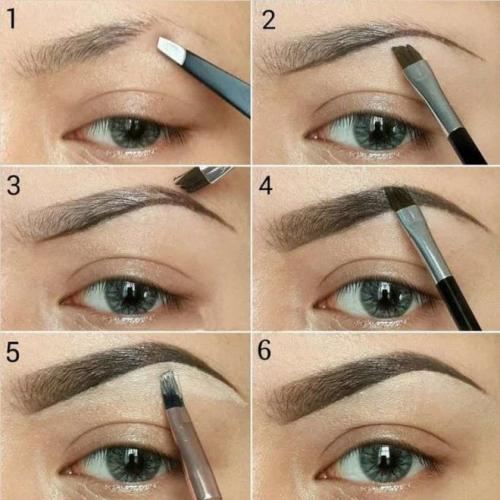 Уроки по макияжу. Уроки макияжа для начинающих с пошаговыми фото