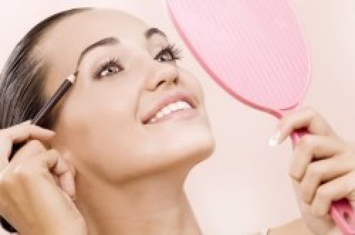 Уроки по макияжу для начинающих тон лица. Вечерний макияж для новичков