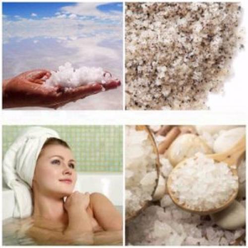Ванна сода и морская соль для похудения. Общее оздоровление и помощь в похудении