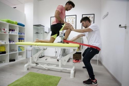 Упражнения для разработки голеностопного сустава после операции остеосинтеза. Физкультура