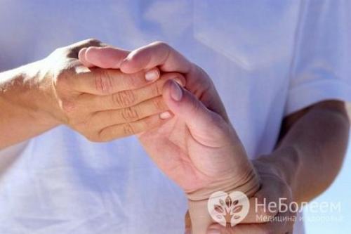 Что делать если немеет правая рука. Немеет правая рука от плеча до кисти: что делать