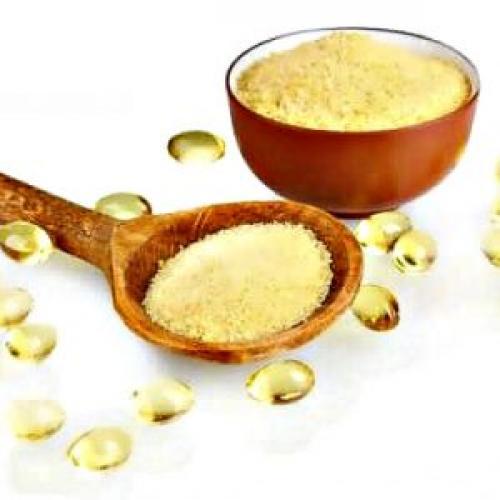 Рецепт с желатином для лечения суставов. Польза желатина для суставов. Простые рецепты с желатином