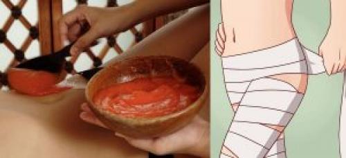 Перцовая мазь для похудения. Особенности перцовых обертываний