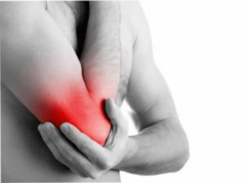 Ушиб локтя при падении опухоли нет есть только боль. Симптомы ушиба локтя