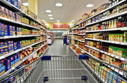 В России начали скупать продукты из за эпидемии коронавируса. Россияне начали скупать продукты из-за эпидемии коронавируса