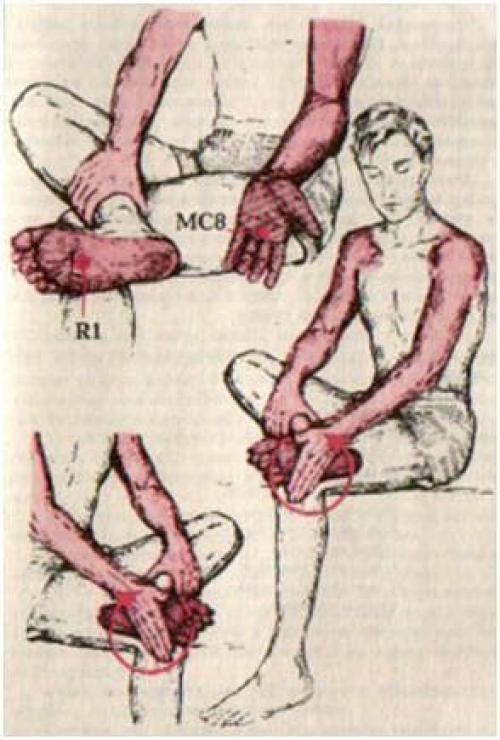 Тибетские монахи. Монахи плохого не посоветуют! Тибетская гормональная гимнастика.