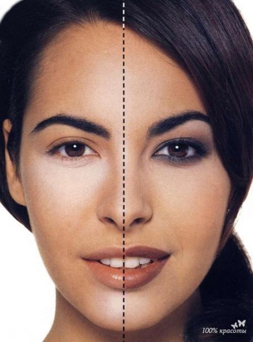 Хитрости макияжа. 10 универсальных хитростей в макияже.