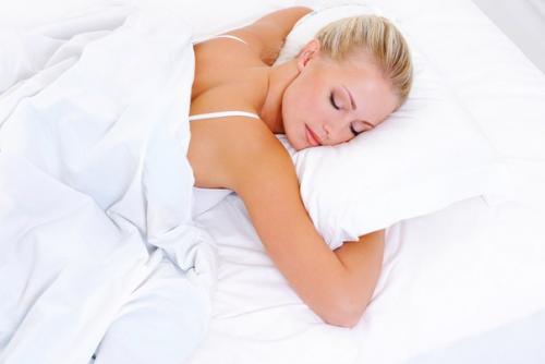 Почему нельзя спать на животе.