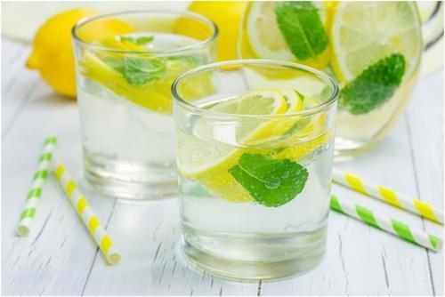 Вода с лимоном натощак польза и вред. Зачем вода с лимоном натощак