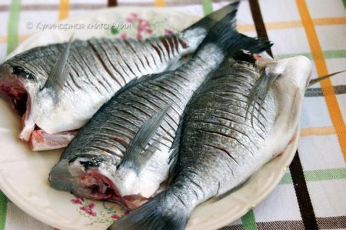 Один маленький секрет жарки рыбы без костей! Школа красоты