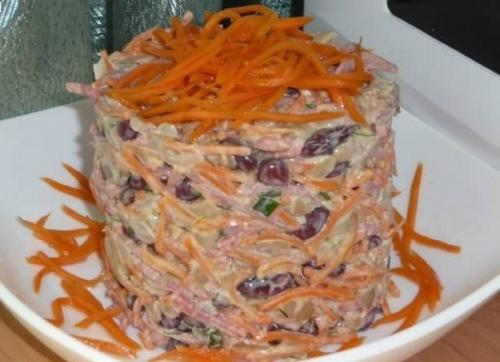 Новый салатик вкусно до безумия. Салатики к новому 2020 году: топ - 10 лучших идей