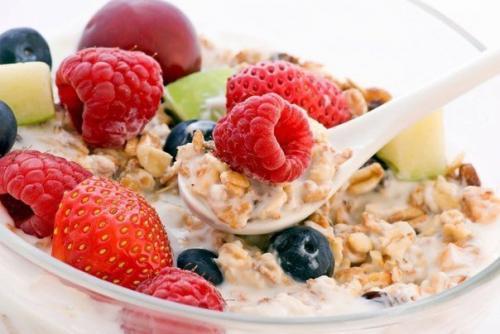 Полезные завтраки для кожи. 5 самых полезных завтраков.