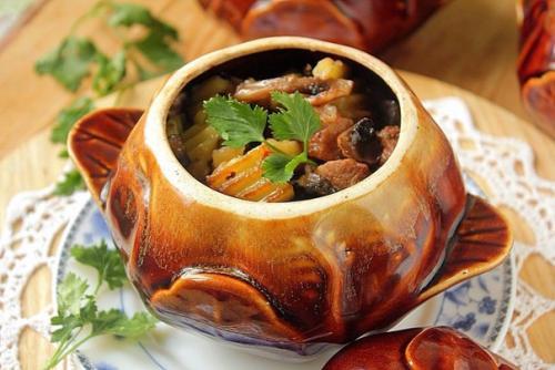 Рецепты блюд в горшочках. Обалденные блюда в горшочках: топ - 10 рецептов.