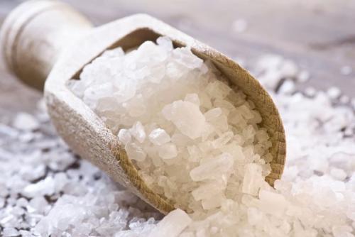 Лечение солью и солевыми растворами. Солевые повязки
