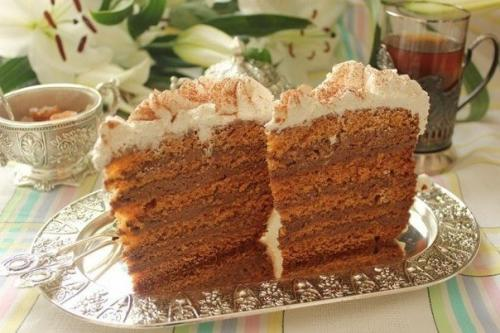 Торт медовик рецепты в мультиварке. Медовик в мультиварке.  Этот торт получится даже у тех, у кого никогда и ничего не получается.